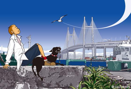 0087.bay bridgeII